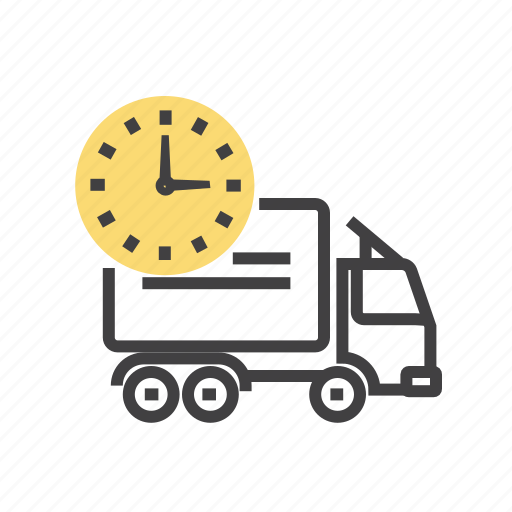 delivery, transport, transportation, truck icon