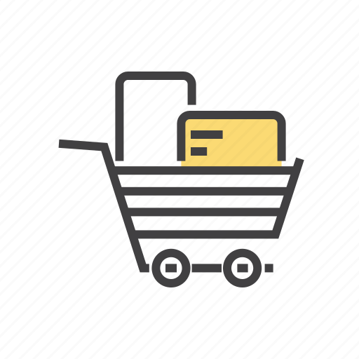 cart, delivery, ecommerce, shopping, store icon