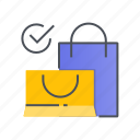 bag, commerce, ecommerce, shop, shopping icon