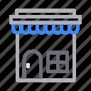 building, buying, market, shop, store