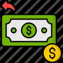 cashback, chargeback, money, refund, exchange, pay, transfer