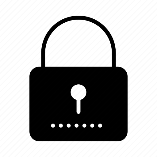lock, padlock, private, protection, security icon