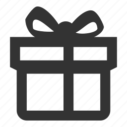 ecommerce, gift, giftcard, present, shopping icon