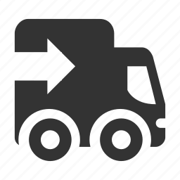 delivery, fast shipping, move, shopping, transportation, truck icon