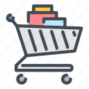 shop, shopping, cart, ecommerce, store, order
