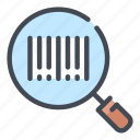search, research, code, bar, barcode, scan