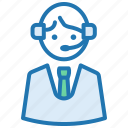 call, customer care, customer service, headphone, helpdesk, phone, support icon