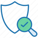 antivirus, data, privacy, security, shield, success icon