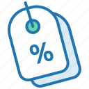 discount, label, offer, price tag, sale, shopping tag icon