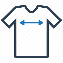 cutting, measurement, shirt, shirt sizing, tailor made, tshirt icon