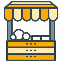 buy, finance, local, market, sell, shopping icon