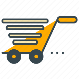 buy, cart, finance, retail, shopping, store icon