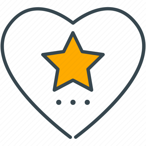 bookmark, favourite, finance, guardar, heart, save, shopping, star icon