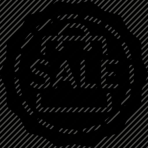 badge, discount, insignia, label, sale, tag, tomcat icon