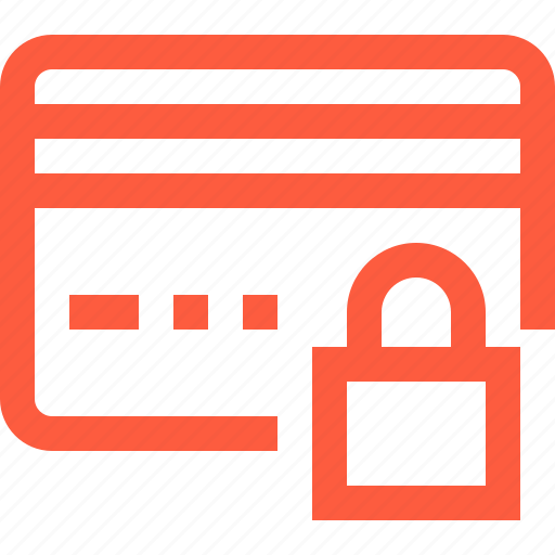 banking, card, code, credit, lock, locked, pass, pin, secured icon
