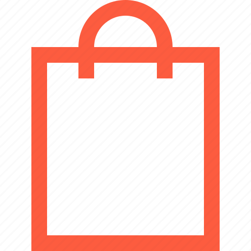 bag, goods, pack, package, packing, shop, shopping icon