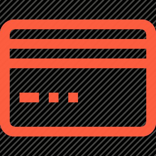 banking, card, code, credit, cvc, plastic, shopping icon