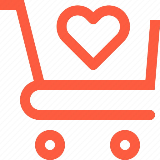 cart, favorite, offer, products, shop, shopping, trolley icon