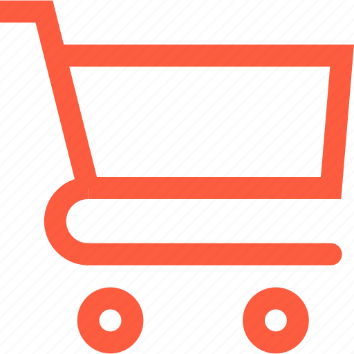 basket, carriage, cart, mall, shopping, supermarket, trolley icon