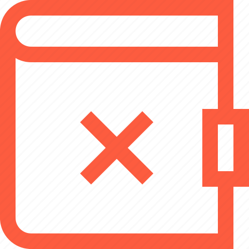 cancel, dismiss, error, payment, problem, purchase, sale, wallet icon
