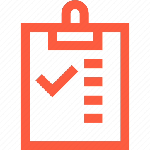 check, checklist, document, list, purchase, receipt, shopping icon