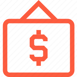 cash, currency, dollar, money, shopping, sign, usd icon