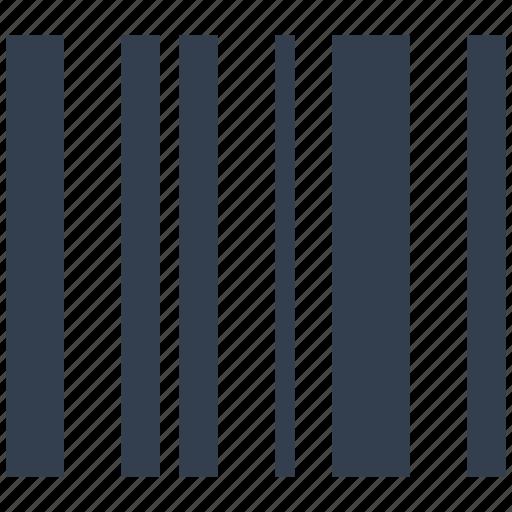barcode, code, retail, shopping icon