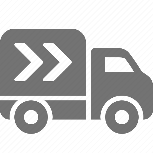 delivery, express, logistics, shipping, shopping, truck icon