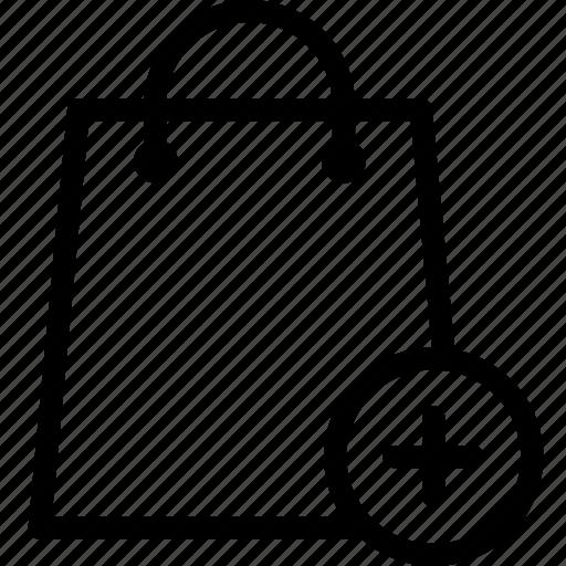 bags, buy, ecommerce, shop, shopping, shopping bag icon