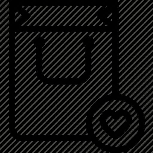bags, buy, ecommerce, favorite, shop, shopping, shopping bag icon