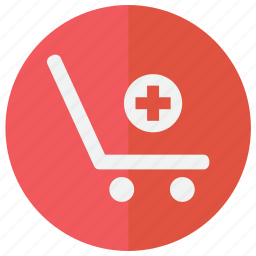 add, bag, basket, business, buy, commerce, ecommerce, magazine, online, plus, purchase, sall, sell, shop, shopping, store, supermarket, web shop, webshop icon