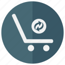 arrows, bag, basket, business, buy, commerce, connection, ecommerce, magazine, move, online, purchase, replication, sall, sell, shop, shopping, store, supermarket, transfer, transfer money, web shop, webshop icon