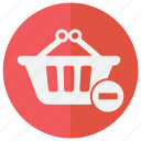shop, web shop, cancel, close, ecommerce, sell, decline, bad, exit, online, empty, buy, shopping, business, purchase, webshop, stop, supermarket, not, commerce, refuse, sall, clear, remove, bag, magazine, store, basket, delete