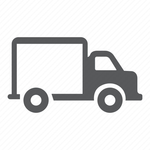 cargo, cart, courier, sale, shipping, truck icon