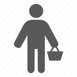 cart, courier, sale, shopping icon