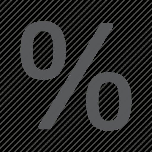 campaign, discount, percent, sale icon