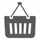 bag, basket, cart, sale, shopping icon