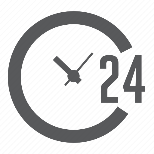 clock, day, hour, mall, sale, shopping icon
