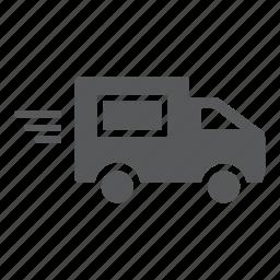 cargo, cart, courier, sale, shipping, shopping, truck icon