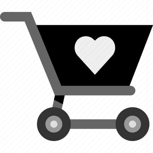 cart, favorite, save, shop, shopping icon