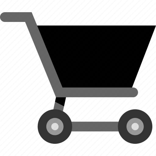 add, cart, on, shopping icon