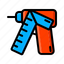 category, goods, hammer, online, pipe, screwdriver, shop icon