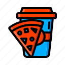category, drinks, food, goods, online, shop, snack icon