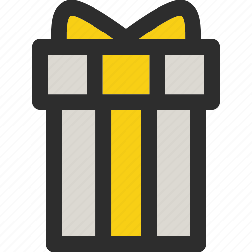 bow, box, celebration, christmas, gift, package, present icon