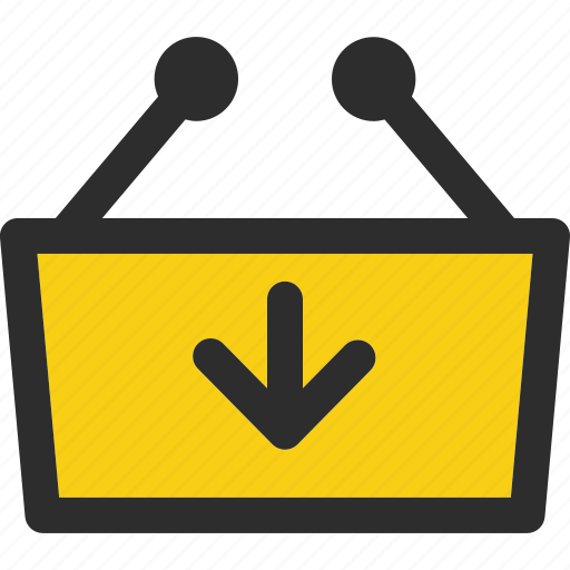 add, basket, buy, ecommerce, online, shop, shopping icon