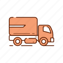 commerce, delivery, shipping, shop, shopping, transport, transportation icon