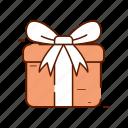 commerce, gift, present, shop, shopping