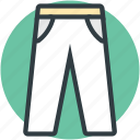 dress, formal pant, formal trouser, garment, pant icon