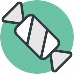 candy, confectionery, sweet, toffee, toffee candy icon