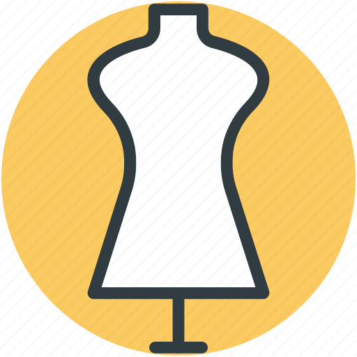 dress designing, dummy, tailor equipment, tailor's mannequin, vintage mannequin icon